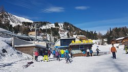 Dalstation Panoramabahn
