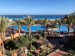 Great hotel for a short sunny break