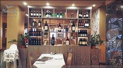 Ampia selezione di vini per i nostri clienti
