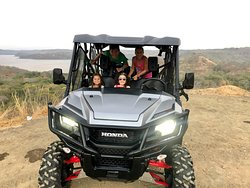 Ready for the BEST Buggy in the Tour!! 1000 CC engine Buggy is waiting for you!