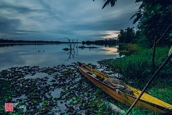 Manggar Reservoir