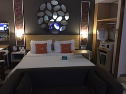 Nice Hotel but Short stay