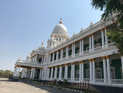 Lalitha Mahal Palace Hotel, Mysore.