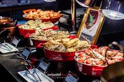 Dinner Buffet Line @204 Bistro Swissotel Bangkok Ratchada