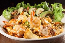 Look at those tasty shrimp!