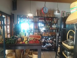 Fresh organic produce is available all the time here and they nhave produce refrigerated and frozen as well.