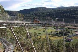 Mountain Coaster at Rush Mountain Adventure Park