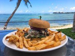 Bayside burger