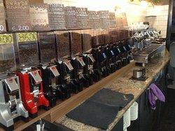 Grinders speciali per caffe speciali