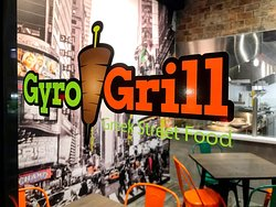 Welcome to GyroGrill