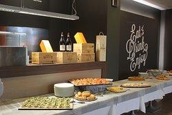 Aperitivo buffet evento