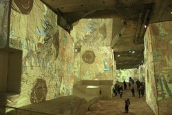 Van Gogh projection