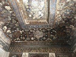 Moti Bagh intricate work 4