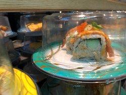 Super Tetsudo  - Sushi Train, Green Plate $4.80