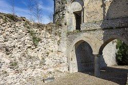 Parc et Vestiges du château royal