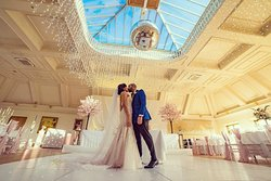 Stunning spring wedding in the Banquetting Suite