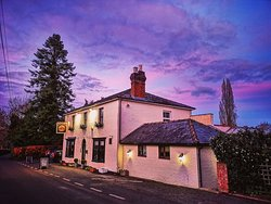 The Fox and Hounds at Lulsley