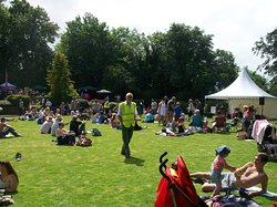 Bailey Hill Festival. Next one in June.