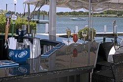 Outdoor Gazebo Bar