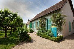 """Ancienne maison d'artistes """"Le Hameau"""" : salle de réunion pour événement professionnel au musée des impressionnismes Giverny"""