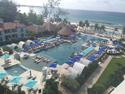 Expectations Exceeded During First Sandals Vacarion