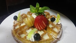 Our Special Waffle
