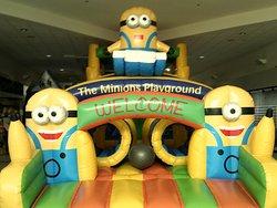 The Dinosaur Playground Bounce House