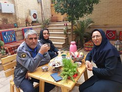 Last day of the nowroz