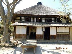 旧城田家住宅 景観一例