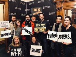 Losers. Failed.