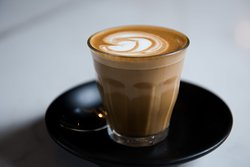 Coffee anyone.. Piccolo Latte!