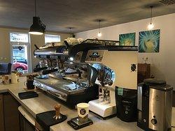 Kavárna Tady a Teď