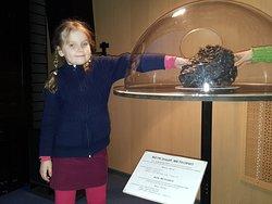 Настоящий железный метеорит