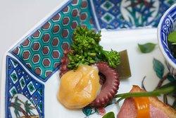 Menù Degustazione Kaiseki