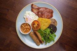 Full Irish breakfast