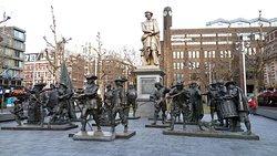 Rembrandt van Rijn en Nachtwacht