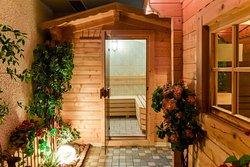 Sauna - Blütengrotte