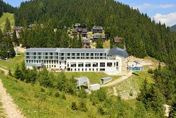 Hotel in the heart of the nature