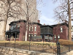 Center for Colorado Women's History at the Byers-Evans House