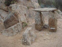 Trono del Inca en Samay Huasi