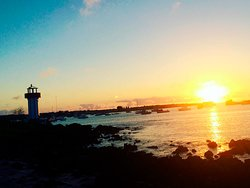Learn Spanish and enjoy beautiful sunsets while relaxing on the Enchanted Galapagos Islands
