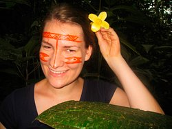 Learn Spanish in Indigenous Communities of Ecuador, experience how wise and complete nature is while learning of a new culture