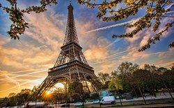 Eiffel tower  Always magic!