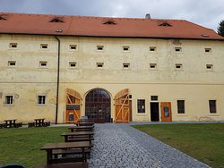 Great monastery and brewpub