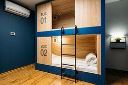 3 Bed Mixed Dorm