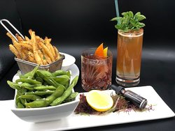 Join us M-F during our Happy Hour to enjoy any of these selections starting at $6!