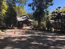 Tsuma Jinja in Saito City