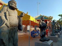 Kua Tien Keng Shrine