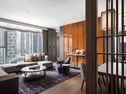 The St. Regis Hong Kong - St. Regis Suite Living Room