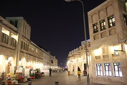 The Souk by night
